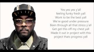 Will.i.am ft. Justin Bieber - That Power Lyric Video