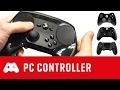 Bester Controller für den PC? 🎮  Beratung 2017 - Xbox Playstation Steam Controller Test - Deutsch