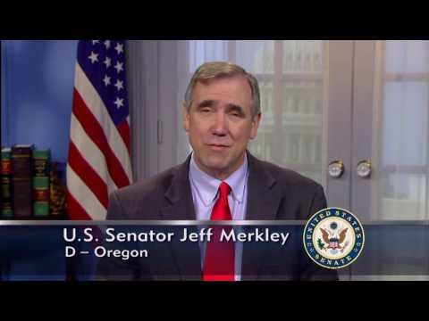 Senator Jeff Merkley Invites You to a Town Hall