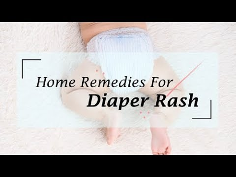 Effective Home Reme For Diaper Rash