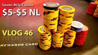 Filling Up @ Seven Mile in San Diego – Poker Vlog 46