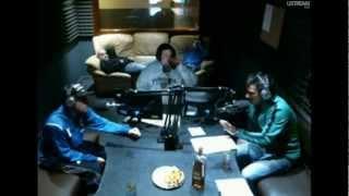 Nestor En Bloque - Entrevista/Alta Tensión [Pablo Serantoni & El Rama]