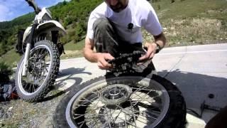 Ninjatrip 4 - Bulgaria To Kyrgyzstan By Suzuki DR350 - Episode 1