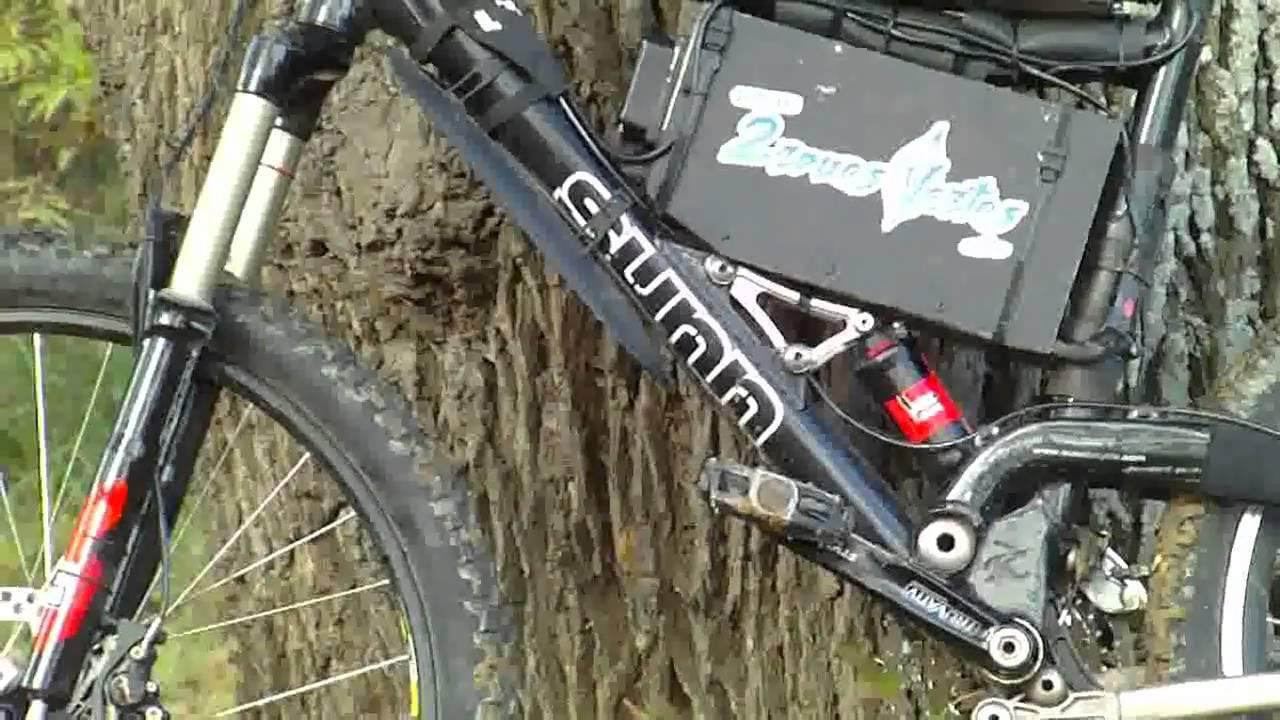 vtt electrique mountain bike electric ekern climber. Black Bedroom Furniture Sets. Home Design Ideas