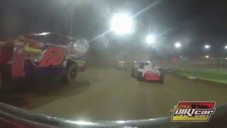 Super DIRTcar Onboard: Matt Sheppard | The Dirt Track at Charlotte