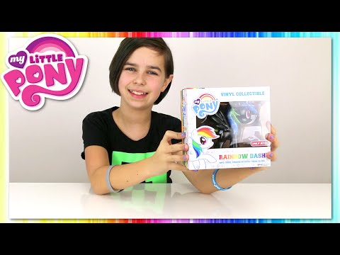 My Little Pony - MLP Rainbow Dash Funko Target Exclusive Glitter Review