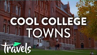 America S Coolest College Towns