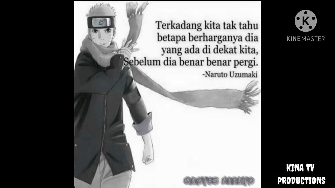 Quotes Anime Naruto Motivasi Anime Naruto Kata Kata Bijak Tokoh Naruto Youtube