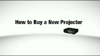 How to Buy a New Projector(Want to buy a new projector? Learn more about 3 key considerations: Brightness, Resolution and Ease of Use., 2013-06-26T18:49:38.000Z)