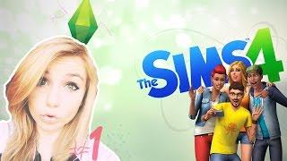 The Sims 4 #1 - Nowa seria, nowe życie!