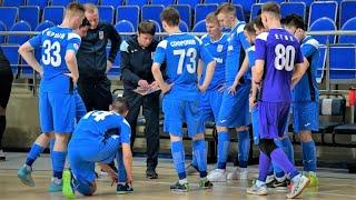 Газпром Югра Дубль остался без финала Высшей лиги по мини футболу