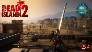 Dead Island 2 GAMEPLAY | Leaked build from 2015 (Yager Development)