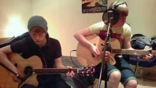 Guitar Bros - Unwell (Matchbox Twenty cover) [Acoustic]