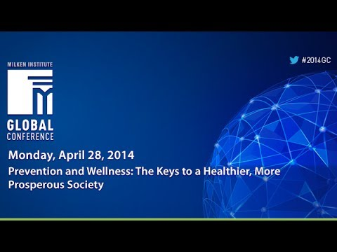 Prevention and Wellness: The Keys to a Healthier, More Prosperous Society