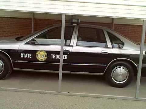 N.C.State Highway Patrol Caprice LT1(Scriven)