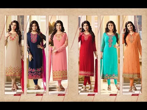 Download Latest Indian Dresses Collections 2017 || Shree Fashion || FIONA AAYESHA TAKIA HEAVY KUTI 13|| READY