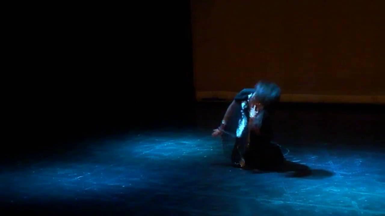 Khaleegy dance by Alma Said. Mexico 2016 - YouTube