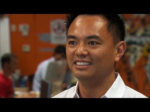 CBS Evening News with Scott Pelley - A wave of Asian immigration