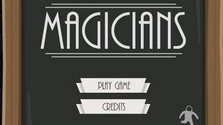 Magicians Level1-13 Walkthrough