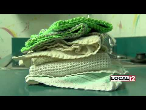Report shows towels have bacteria that can make you sick