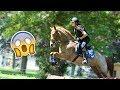 Crossles met jong paard, gaat dit wel goed?| Vlog #53