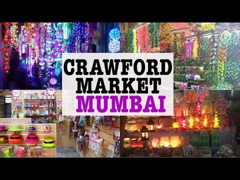Crawford Market-budget shopping | Wholesale Market in Mumbai | Shopping Haul