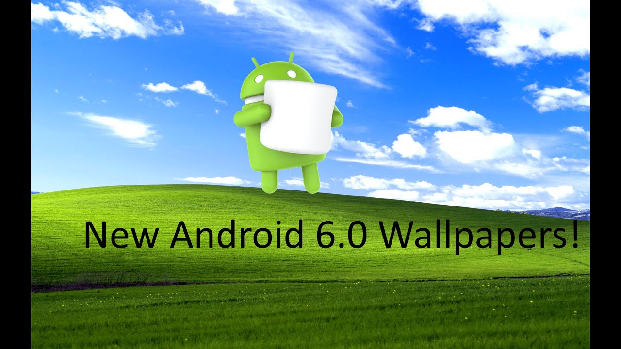 quick look at the new android 6 0 marshmallow wallpapers