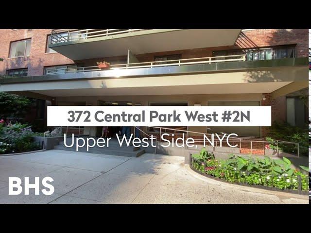 372 Central Park West, 2N