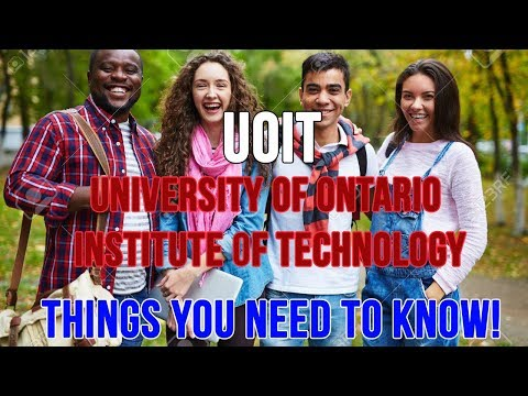 Should You School: University of Ontario Institute of Technology (UOIT)