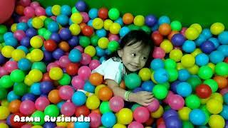 Lagu Anak Indonesia | Kalau Kau Suka Hati - Bermain di Time Zone Ramayana Banyuwangi