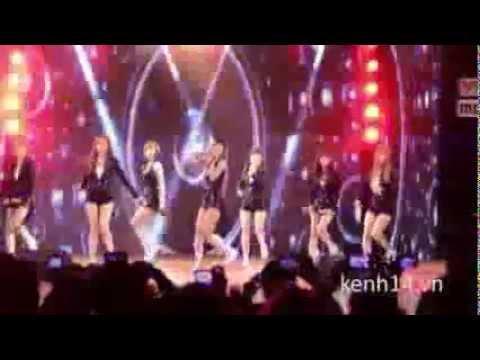 clip T-ara biểu diễn -Lovey Dovey- tại Việt Nam - Nhóm Siêu Rẻ