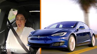 Why Teslas Accelerate So Fast