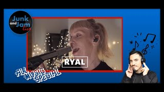 Synth Duo - Ryal | Where Did All the Love Go | Junk and Jam Live All Music Special