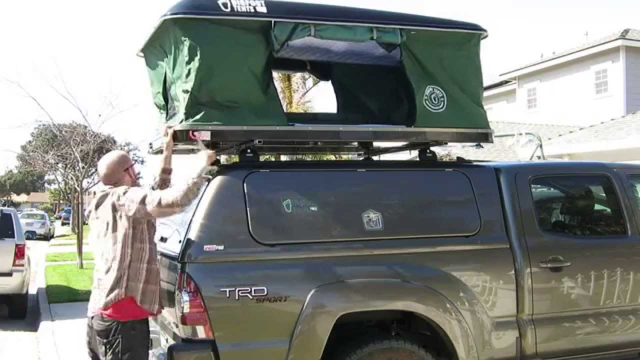 & Used Roof Top Tents - YouTube