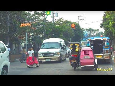 [HD] Driving in San Juan City (Metro Manila), Philippines