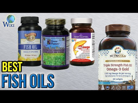 10 Best Fish Oils 2017