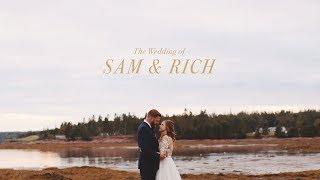 Sam & Rich | Wedding Short Film | Kingsbrae Gardens, Saint Andrews, NB