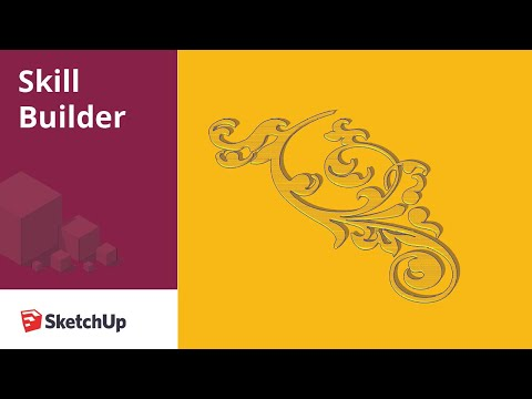 Bezier Filigree - Skill Builder