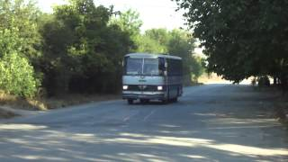 Автобус Чавдар служебен в Каспичан