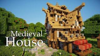 Medieval House Design Minecraft