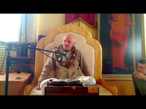 Бхагавад Гита 16.6 - Врикодара прабху