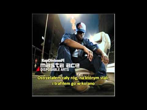 Masta Ace - Block Episode (feat. Punch & Words) (napisy PL)