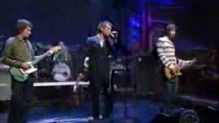 "Blur ""Out of Time"" - Late Show with David Letterman 10/06/03"