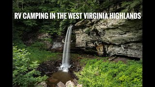 RV Camping in the West Virginia Highlands