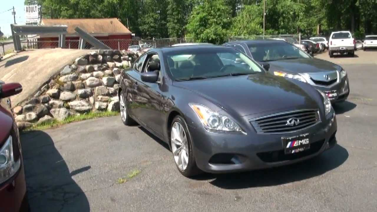 2008 infiniti g37 coupe sport 3 7 v6 330 hp rwd youtube. Black Bedroom Furniture Sets. Home Design Ideas