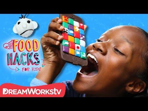 edible-chocolate-phone!-+-wimpy-kid-food-hacks-|-food-hacks-for-kids