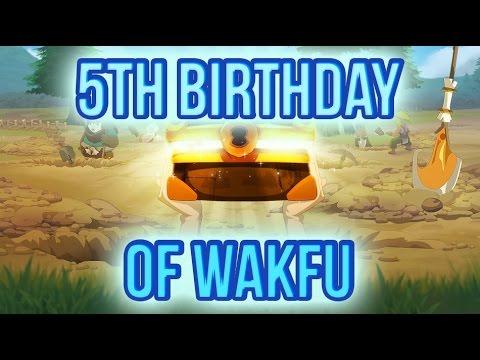 Wakfu Event: 5th Birthday Of Wakfu - All Treasure Locations / Digging Locations
