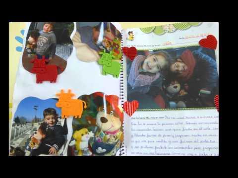 Libro viajero pelitos ed infantil 3 a os colegio lar - Ideas libro viajero infantil ...