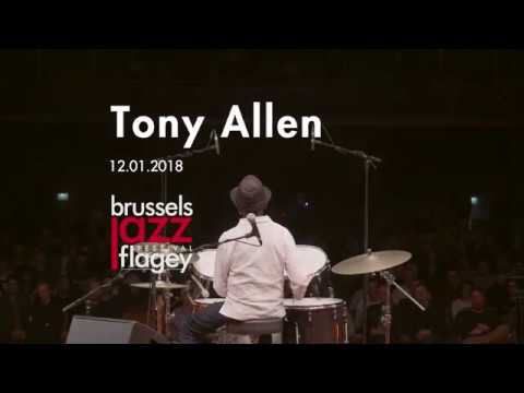 Tony Allen live at Flagey | BJF18