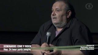 """Seminario de Cine y Rock en el CIC - """"24 Hour Party People"""" de Michael Winterbottom"""